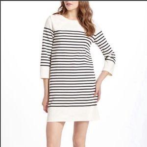 Anthropologie Allihop Striped Dress- Size S